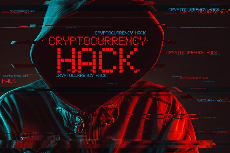 Cryptocurrency Hack