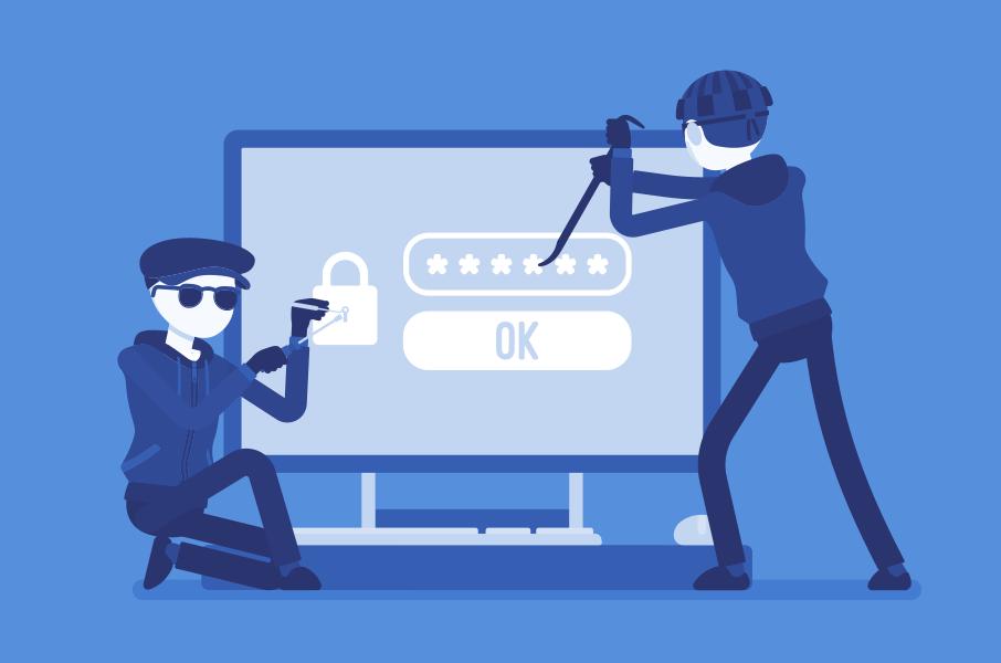 Online Password hacker