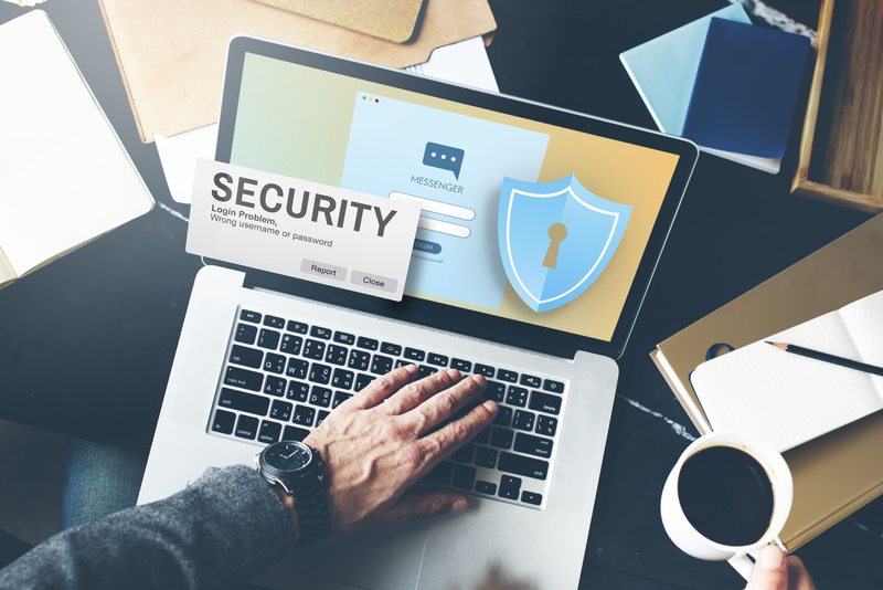 E-commerce Website Security