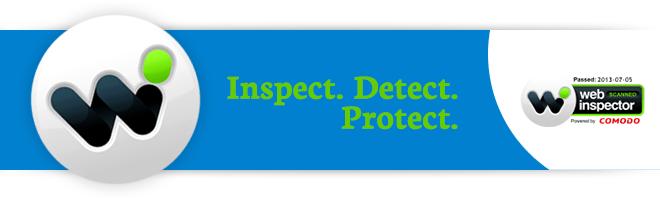 Webinspector Logo