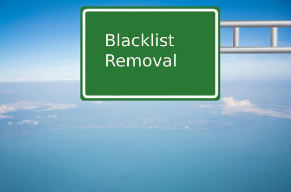 Blacklist Removal