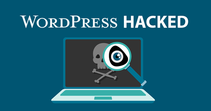 Wordpress site Hacked How to clean