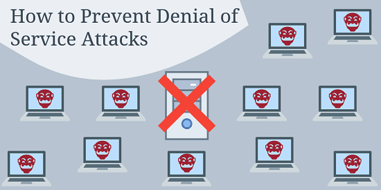how to protect against denial of service attacks