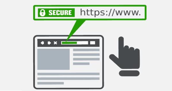 Make website secure with SSL